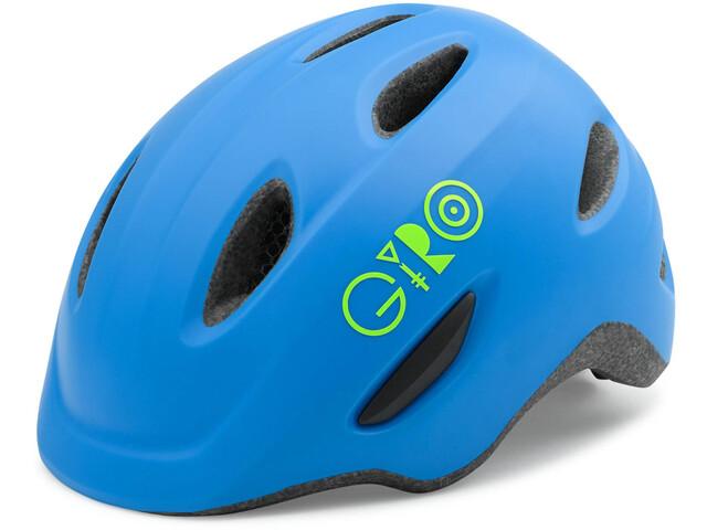 Giro Scamp Helmet Barn matte blue
